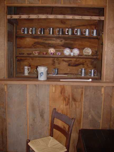 Early American Hutch