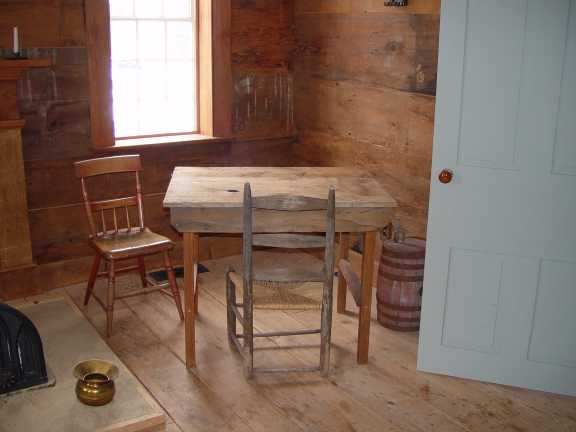 Early American Kitchen